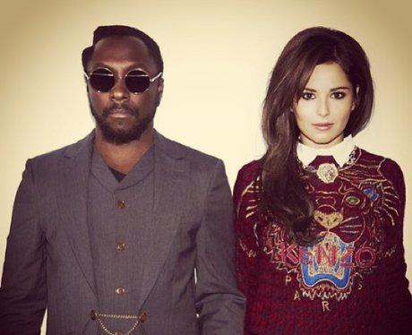 Cheryl Cole Shares A New Picture With Mentor And Friend ...