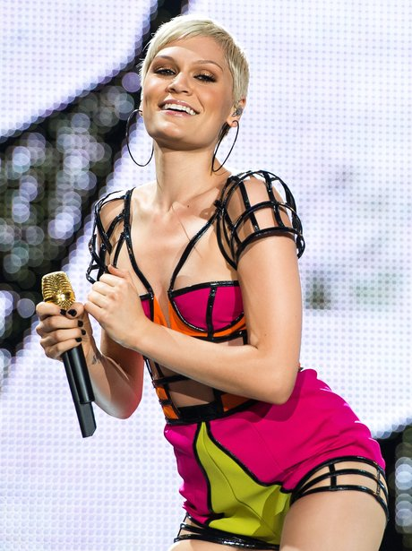 Jessie J Rock In Rio 2013