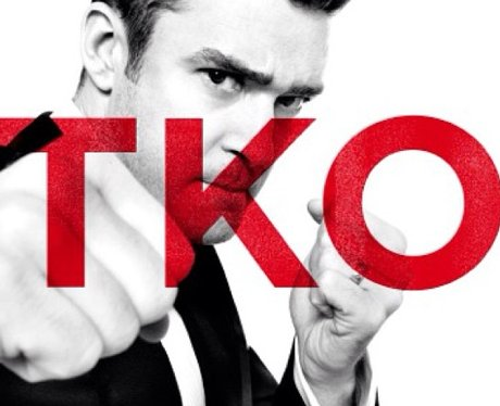 Justin Timberlake's TKO Cover