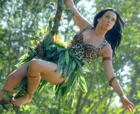 Katy Perry 'Roar music video