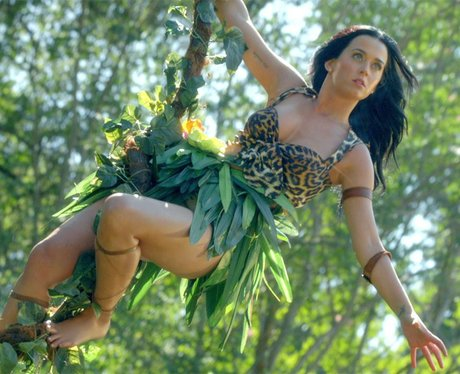 Katy Perry's 'Roar music video