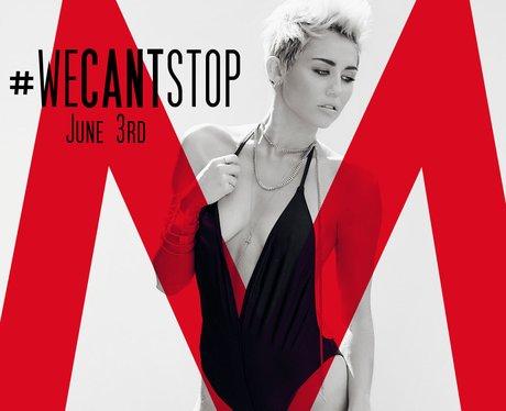 Miley Cyrus Monokini