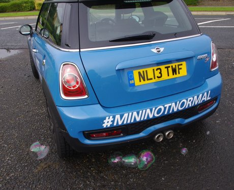 Mini Not Normal