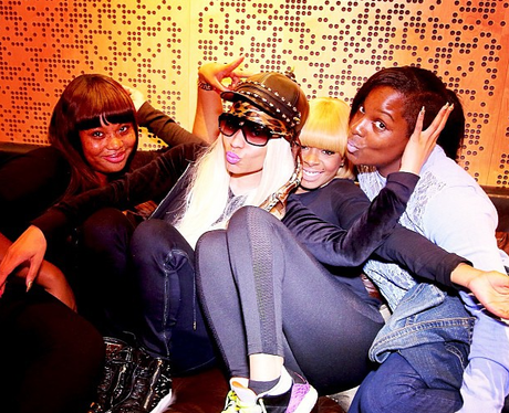 Nicki Minaj Insatgram