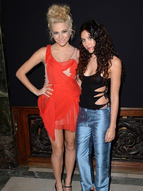 Pixie Lott and Eliza Doolittle 2013