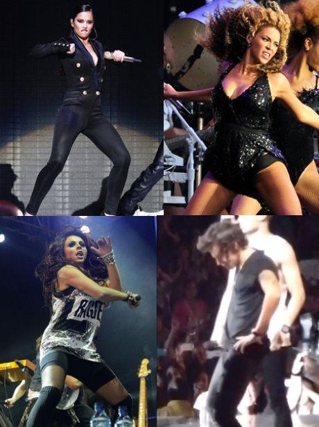 Pop stars who twerk
