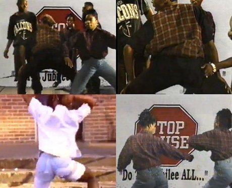 DJ Jubilee's famous twerking video