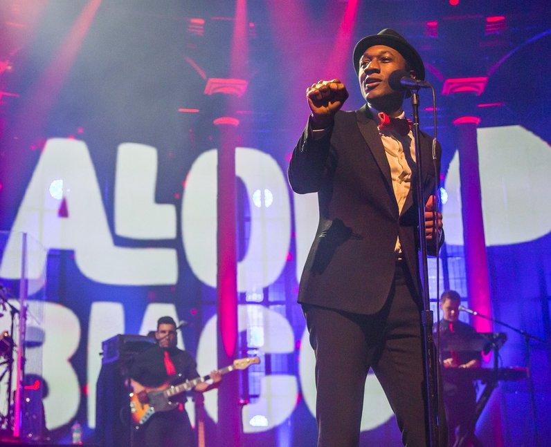Aloe Blacc iTunes Festival 2013