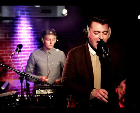Disclosure in a live session for Capital FM