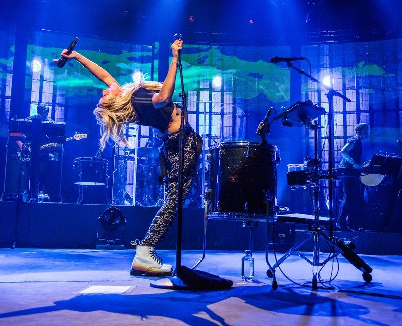 Ellie Goulding iTunes Festival 2013