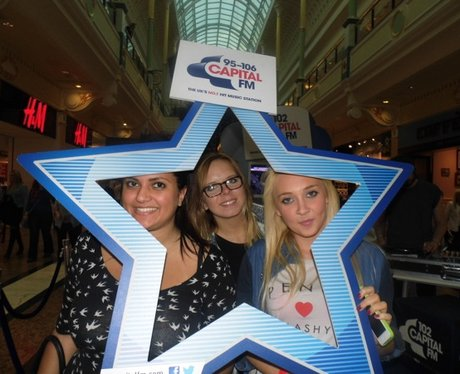 Were you pap'd by our Capital Street Stars at the