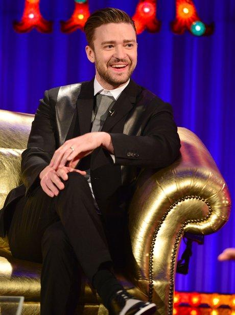 Justin Timberlake Alan Carr Chatty Man