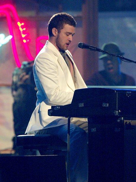 Justin Timberlake Grammys 2013