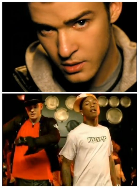 Justin Timberlake Like I Love You Video