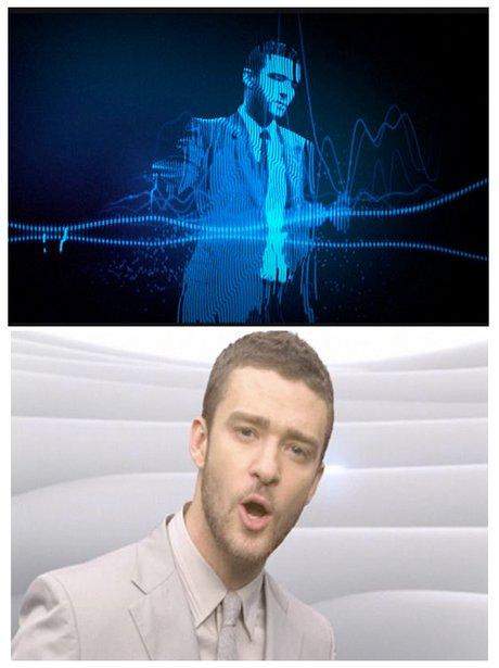 Justin Timberlake Lovestoned Video