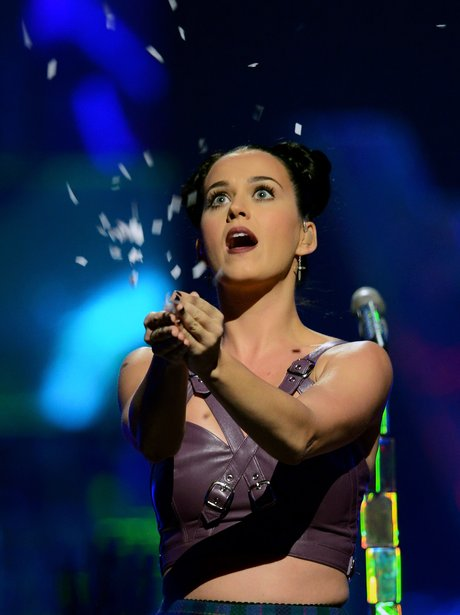 Katy Perry live at iHeart Radio