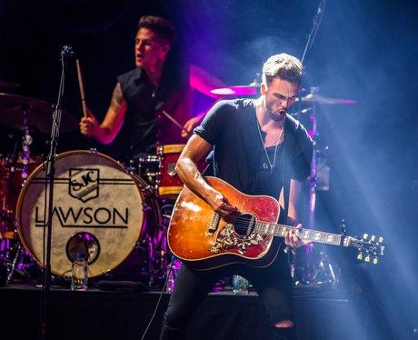Lawson iTunes Festival 2013