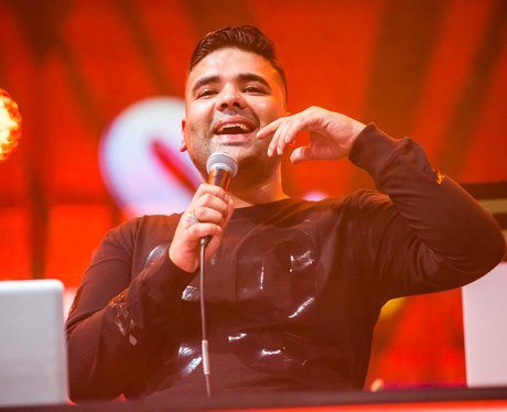 Naughty Boy iTunes Festival 2013