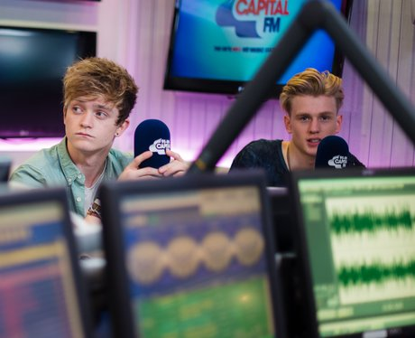 The Vamps Webchat 2013