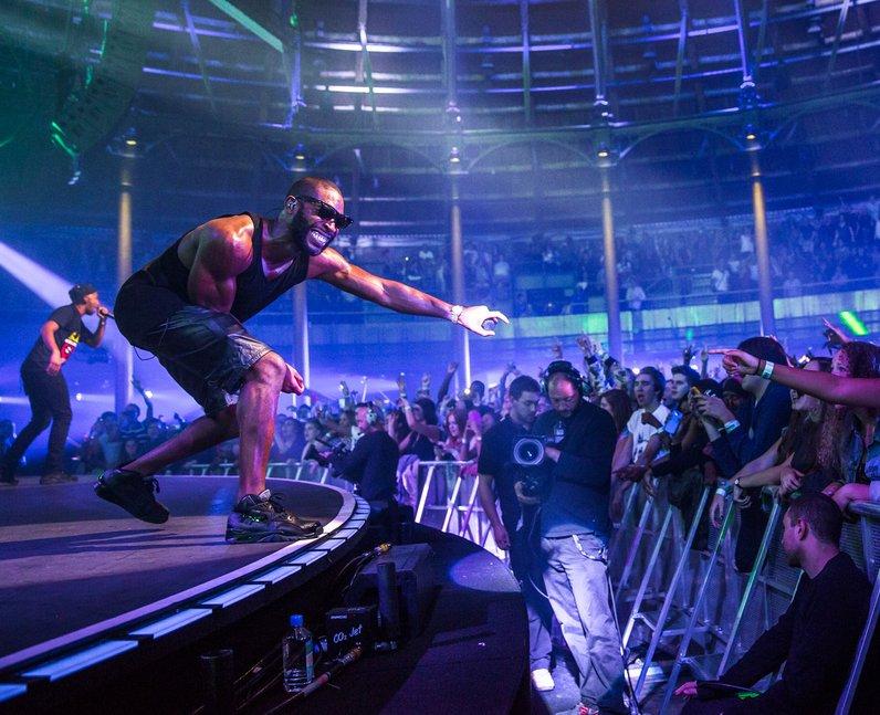 Tinie Tempah iTunes Festival 2013