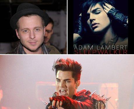 Adam Lambert 'Sleepwalker'