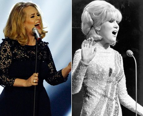 Adele and Dusty Springfield