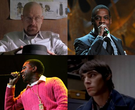Breaking Bad or Rap?