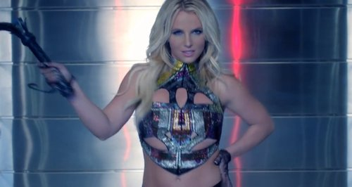 Britney new sex spear video
