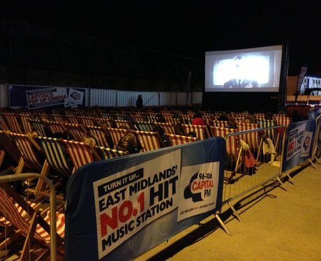Capital's Pop Up Cinema