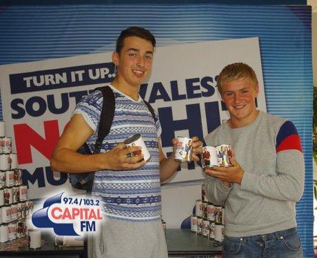 Cardiff Freshers 2013