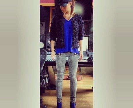 Cheryl Cole skinny Jeans instagram