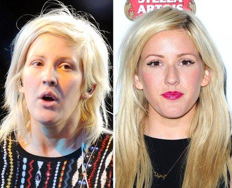 Ellie Goulding No Make-Up