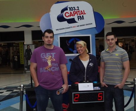 Fareham Shopping Centre Fun!