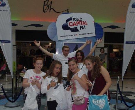 Fareham Shopping Centre Pop Quiz!