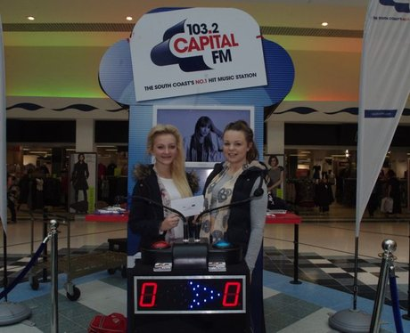 Fareham Shopping Centre Pop Quiz!