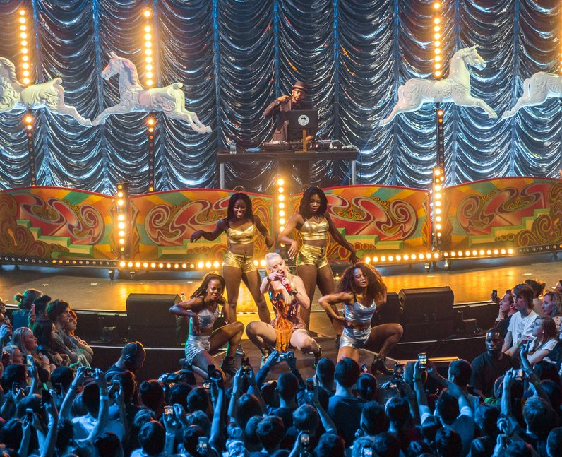 Iggy Azalea iTunes Festival 2013
