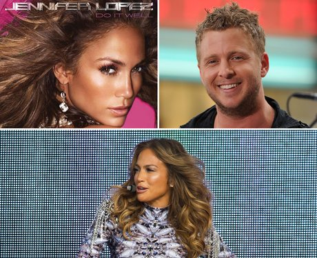 Jennifer Lopez and Ryan Tenner