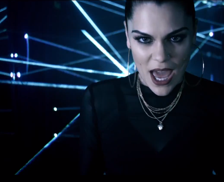 Jessie J Laserlight Video