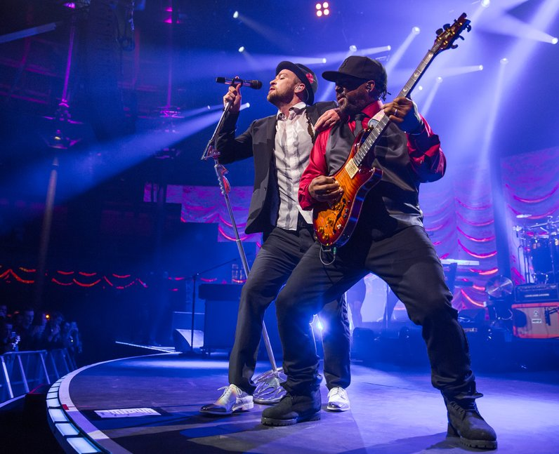 Justin Timberlake iTunes Festival 2013