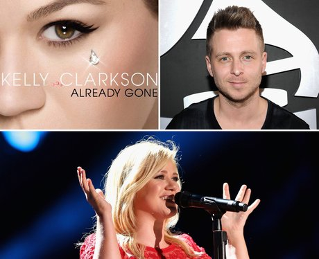 Kelly Clarkson and Ryan Tenner