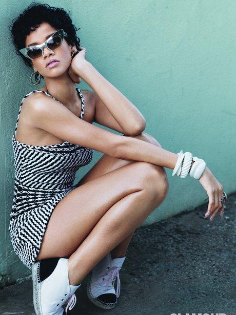 Rihanna Glamour Ocotober 2013
