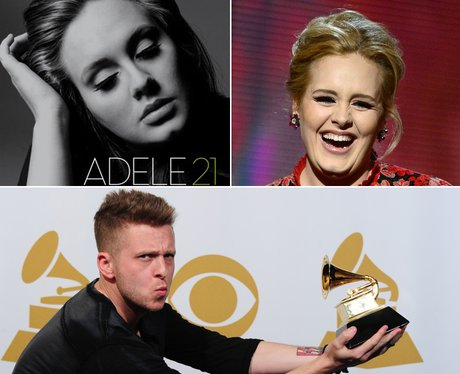 Ryan Tedder and Adele