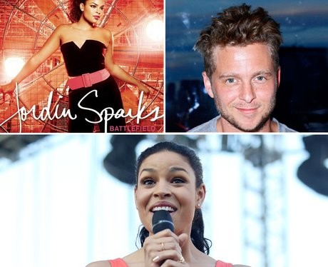 Ryan Tedder and Jordin Sparks