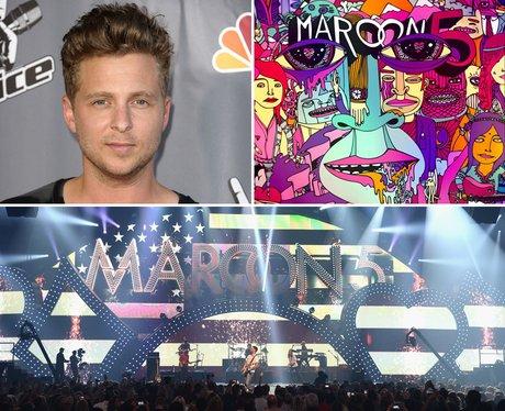 Ryan Tedder and Maroon 5