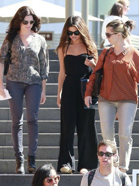 Selena Gomez in LA