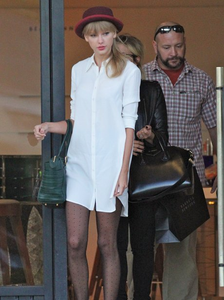 Taylor Swift goes shopping in New York City