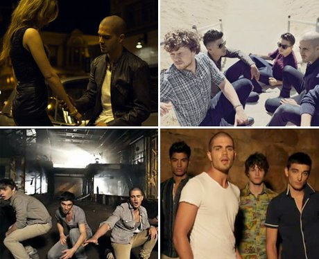 The Wanted stills