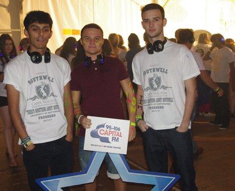 University of Nottingham Freshers Ball