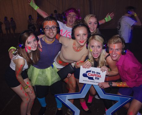 University of Nottingham Freshers Ball