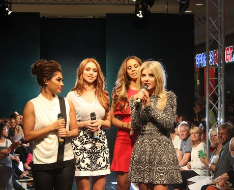 The Saturdays at Bullring